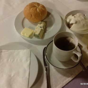 Läuferfrühstück