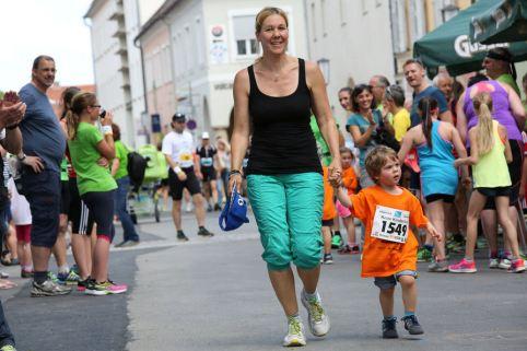 für Läufernachwuchs ist gesort! Kleine ganz Gross!