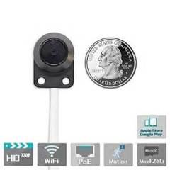 spy gadgets Titathink TT520PW 720P HD Wireless Micro Hidden Pinhole Nanny Spy H.264 Network IP Camera