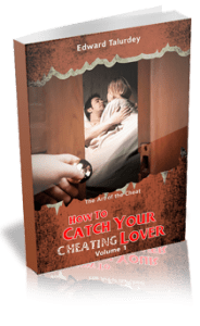 Catch cheating lover book review edward talurdey