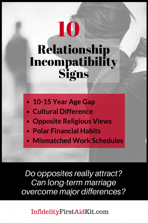 Unhealthy Relationship Signs: Can Poor Compatibility Ruin Marriage?
