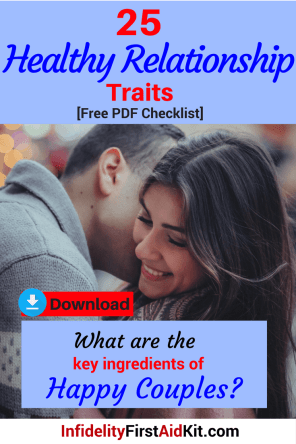25 healthy relationship traits