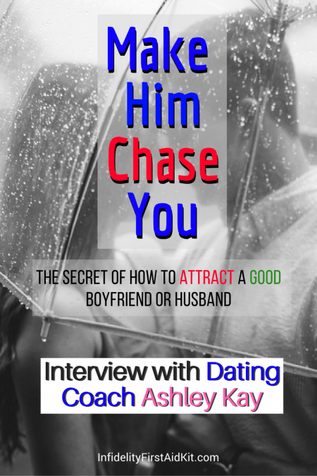 Make Him Chase You: Why It Works to Find A Good Boyfriend/Husband Who Truly Loves You