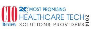 CIO Review 20 most promising 2014