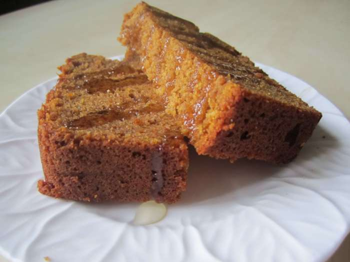 Maple Pumpkin Spice Bread | www.infinebalance.com Recipe