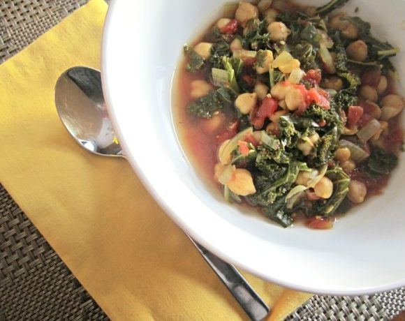 chickpea-kale-stew