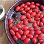 Roasted Cherry Tomatoes | www.infinebalance.com