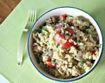 quinoa and avocado salad | www.infinebalance.com