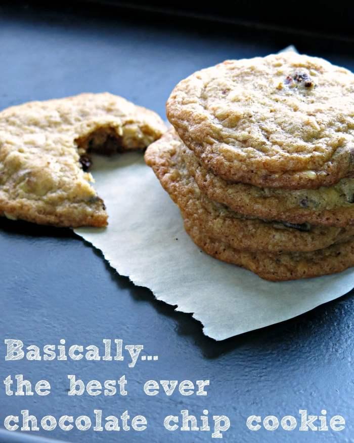 Chocolate Chip Hazelnut Cookies | www.infinebalance.com #recipe #best