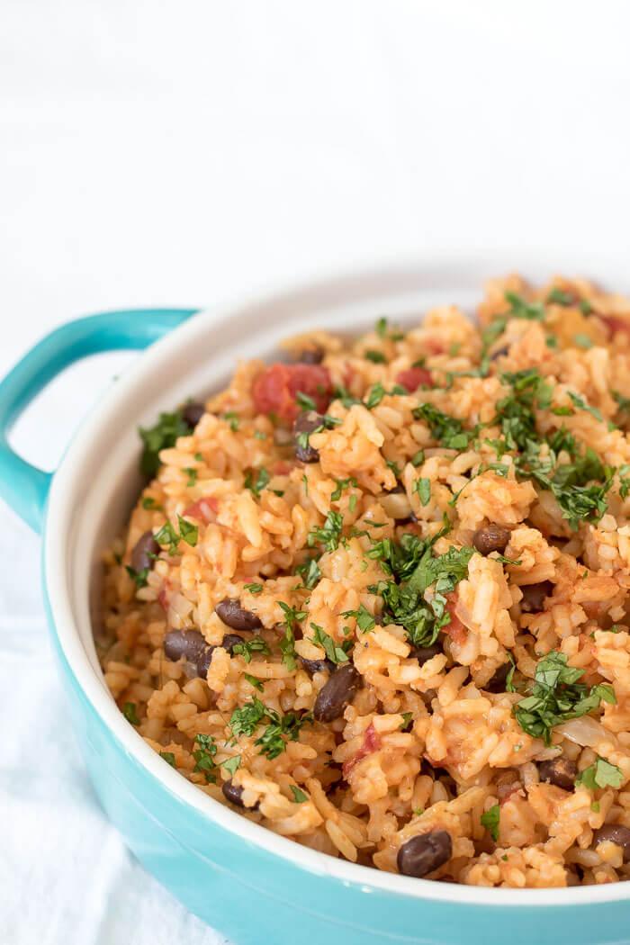Chipotle Rice Casserole