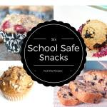 School Safe Snack Recipes | www.infinebalance.com