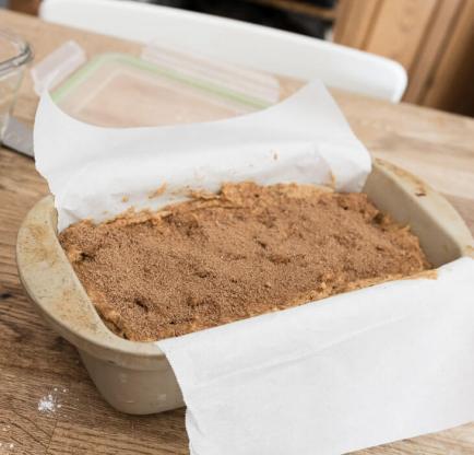Pumpkin Spice Bread | the infinebalance food blog