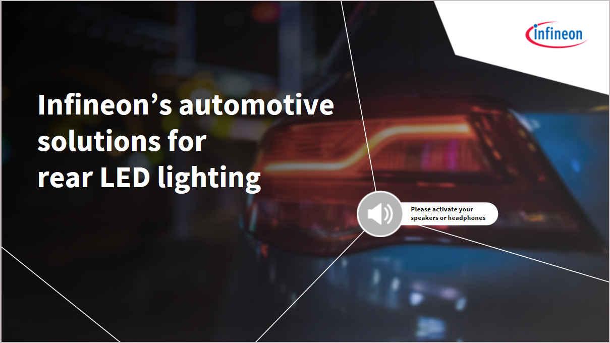 litix automotive led driver ic
