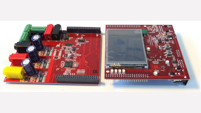 Motor Control Applications These Microcontrollers Support The Control