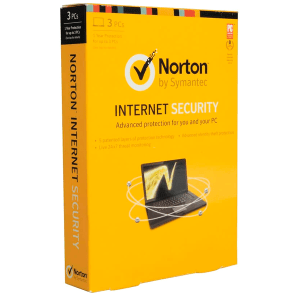 Antivirus Norton Internet Security Para 1 Año - 3 Pcs MFR # 21297854