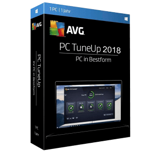 AVG PC TuneUp 2018 para 2 Años - 1 Pc 482604490