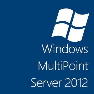 Windows Multipoint Server 2012 © Premium Licencia RETAIL para 1 Pc