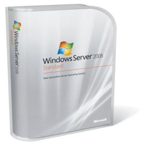 Windows Server 2008© Standard MFR # P73-06451 Licencia RETAIL 1 Pc