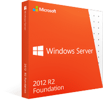 Windows Server 2012© R2 Foundation MFR # 638-BBB Licencia RETAIL para 1 Pc