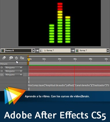 Adobe After Effects Cs5 Profesional 3 Poster