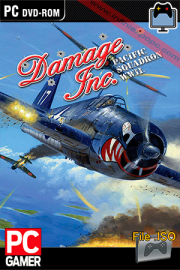 PC Games: Damage Inc Pacífic Squadron WWII | Descarga 3 GB | 1 Link