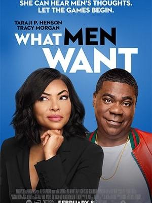 What Man Want Poster