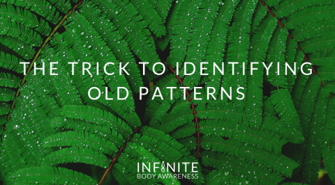 The Trick to Identifying Old Patterns