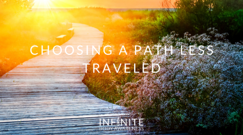 Choosing a Path Less Traveled