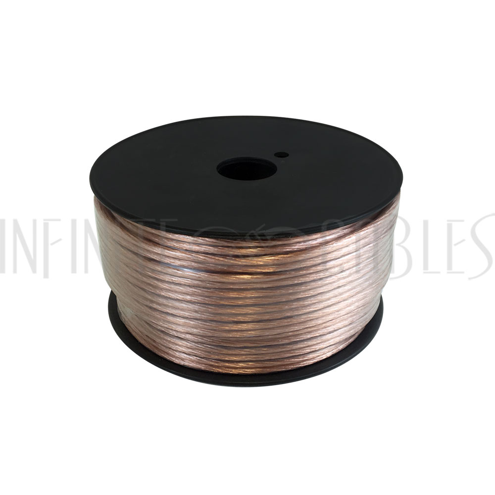 hight resolution of bk spz14 100 100ft 2c 14awg zip cord bulk speaker wire