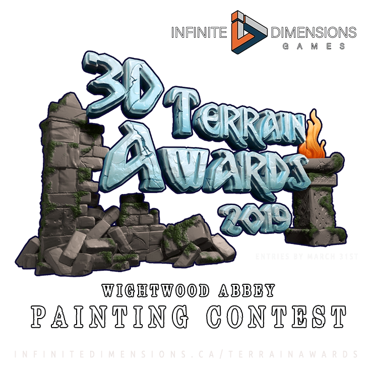 3D Terrain Awards Logo