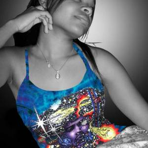Haze Inspired by Jimi Hendrix Tank Top - Women's