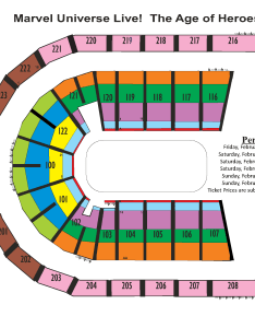 Venue infinite energy arena price seating view also marvel universe live center rh infiniteenergycenter