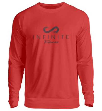 Infinite Fitnesswear - Unisex Pullover-1565