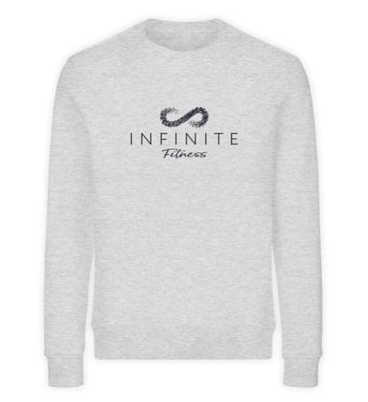 Infinite Fitnesswear - Unisex Organic Sweatshirt-6892