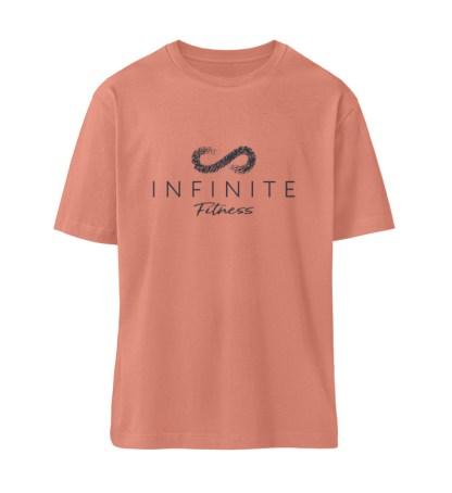 Infinite Fitnesswear - Boyfriend Organic Crop Top-7063