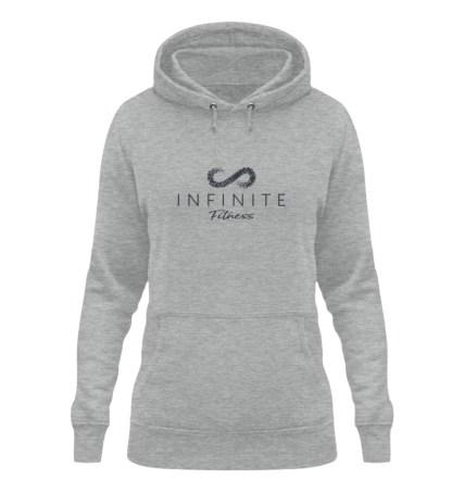 Infinite Fitnesswear - Damen Hoodie-6807