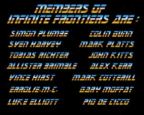 Infinite Frontiers Team Circa December 1993 Part 1