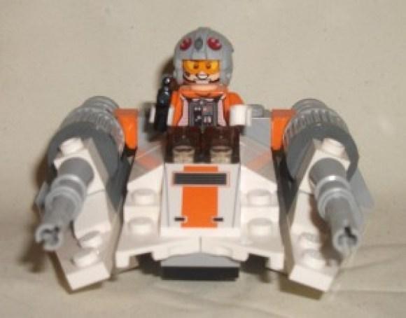 LEGO Star Wars Microfighters Snowspeeder 2