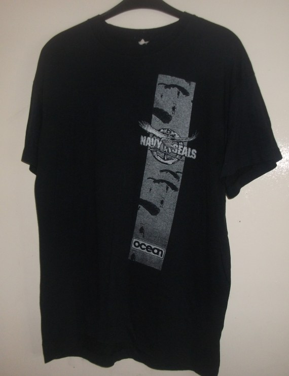C64 - Navy SEALS T-Shirt
