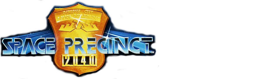 Space Precinct Logo