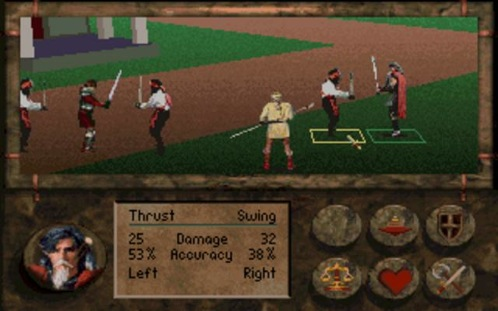 In a moment of weakness, I played Betrayal at Krondor, and I'd DO IT AGAIN, coppers!