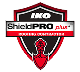 IKO ShieldPRO Plus Certification | Infinite Roofing