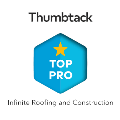 Infinite Roofing - Thumbtack Top Pro