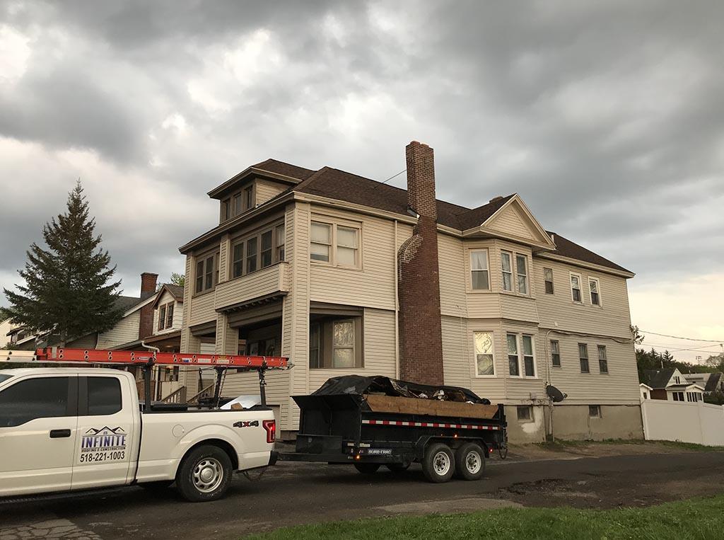 schenectady roofing
