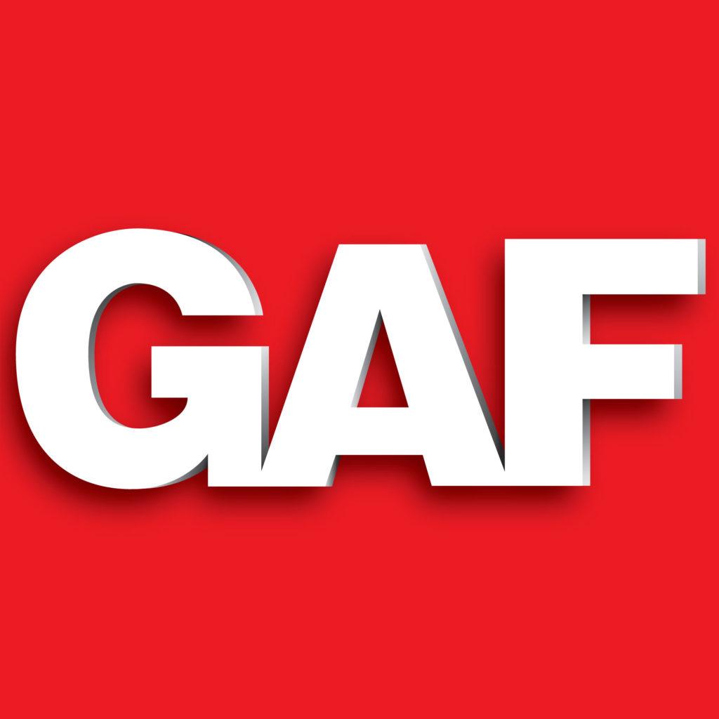 GAF_Red_Logo