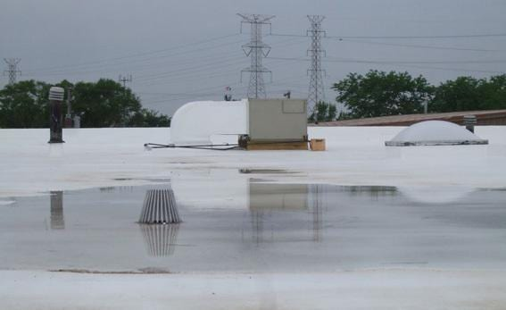flat-roof-ponding-water