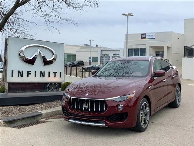 2017 Maserati Levante S Dayton Oh Kettering Huber Heights Middletown Ohio Zn661yul1hx229508