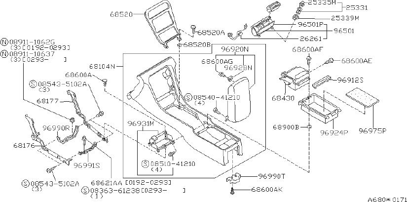 [DIAGRAM] 97 Infiniti J30 Fuse Box Diagram FULL Version HD