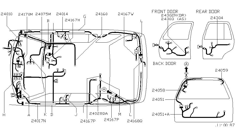 [DIAGRAM] Infiniti Qx4 R50 1997 2003 Wiring Diagram In pdf