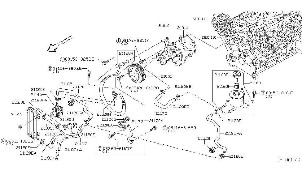 [DIAGRAM] 2005 Infiniti Q45 Engine Diagram FULL Version HD